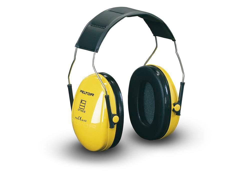 Casque antibruit Optime I (SNR 27)