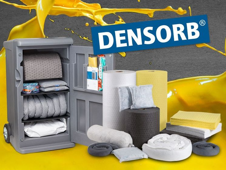 Guide pratique des absorbants DENSORB